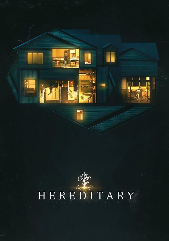 Hereditary – Pahan perintö poster