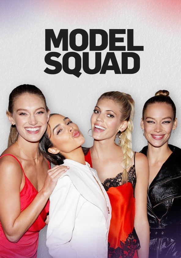 Model Squad poster