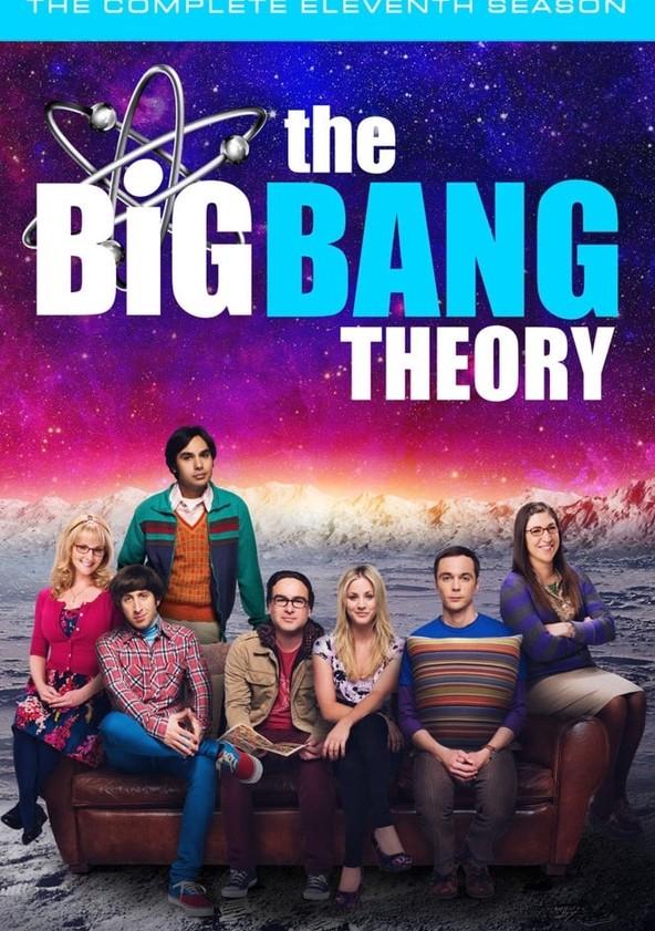 The Big Bang Theory Season 11 poster