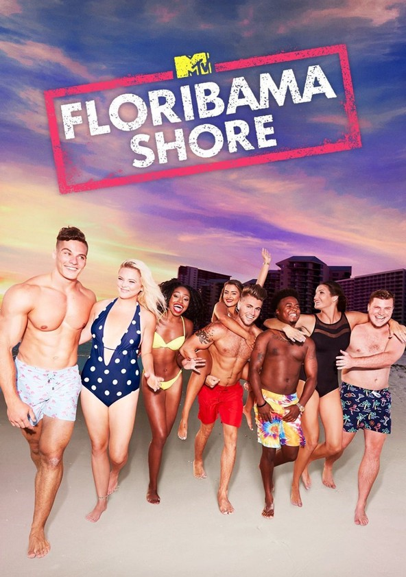 Floribama Shore Season 2 poster