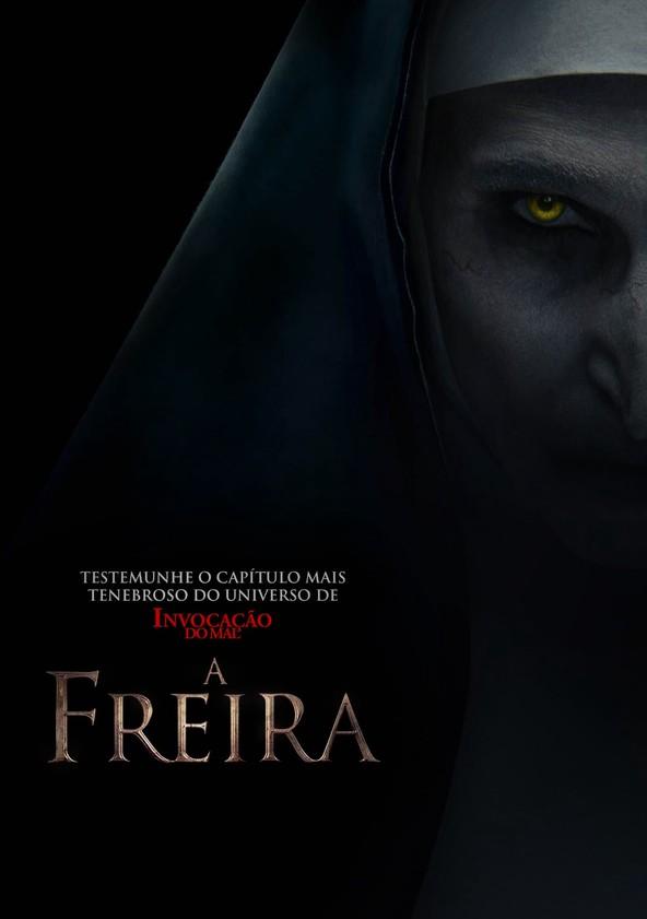 A Freira poster