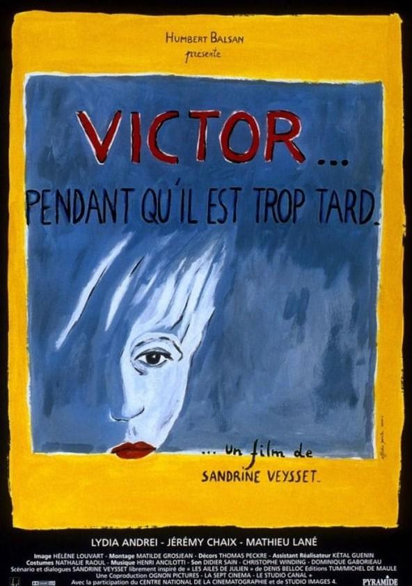 Victor...