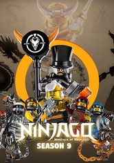 LEGO Ninjago: Masters of Spinjitzu Hunted