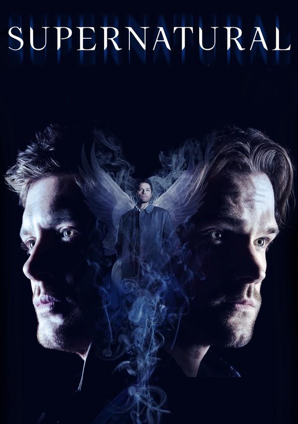 Supernatural Staffel 14 poster
