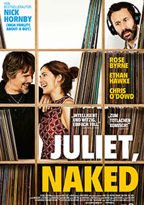 Juliet, Naked
