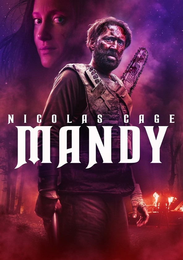 Mandy streaming: where to watch movie online?