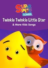 Twinkle Twinkle Little Star & More Kids Songs: Super Simple Songs