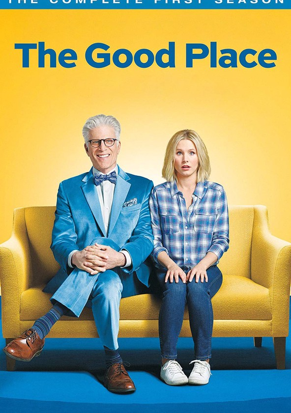 The Good Place Season 1 poster