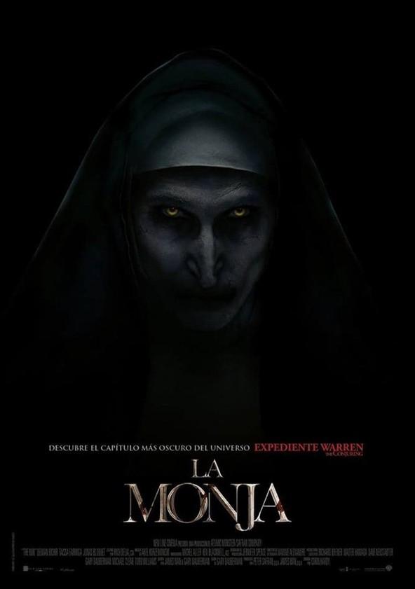 La Monja poster