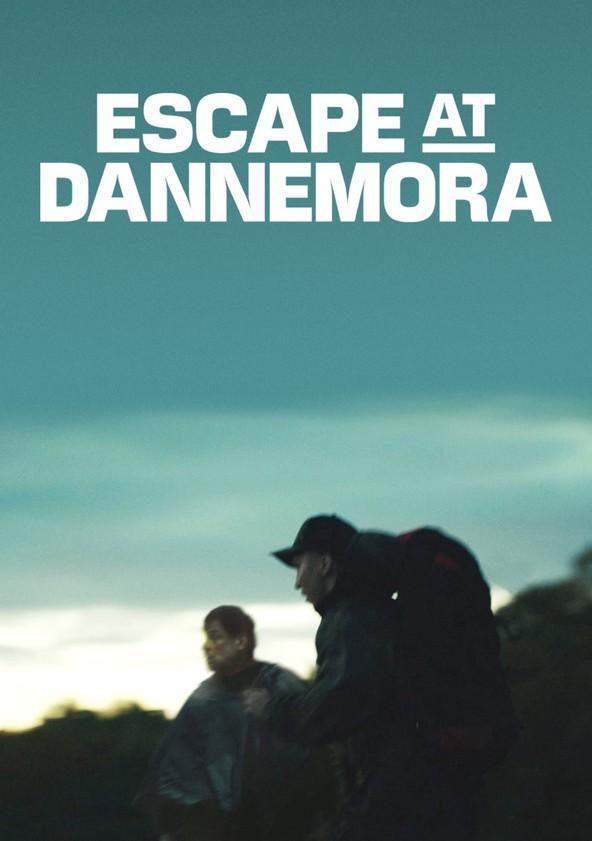Escape at Dannemora poster