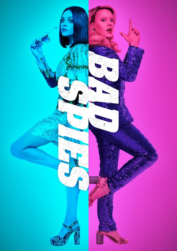 Bad Spies poster