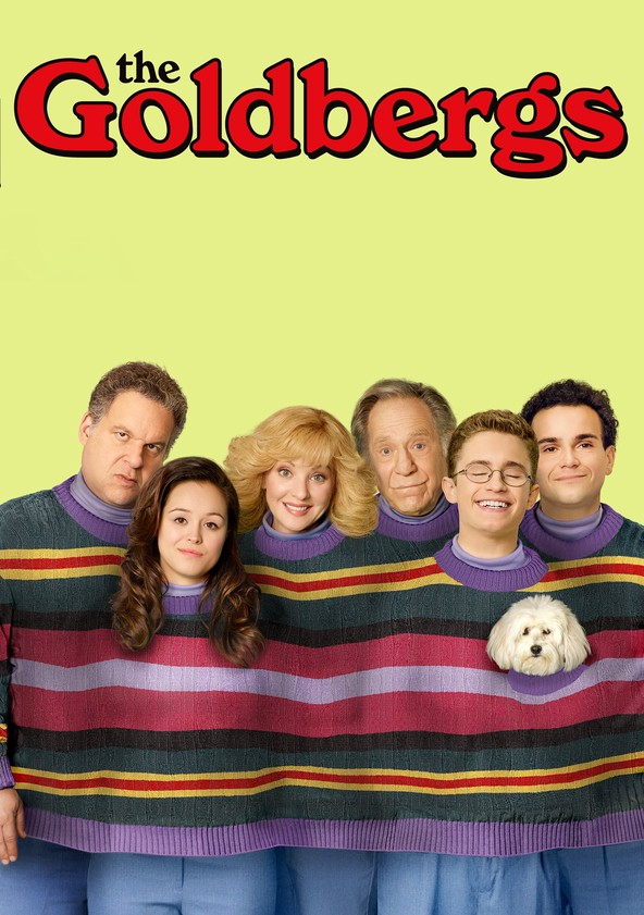The Goldbergs Season 6 poster