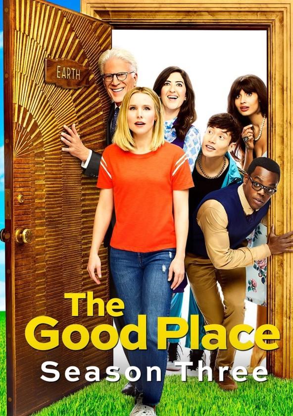 굿 플레이스 시즌 3 poster