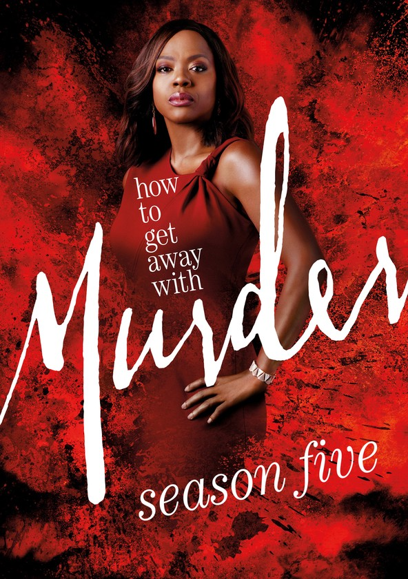 Cómo defender a un asesino Temporada 5 poster