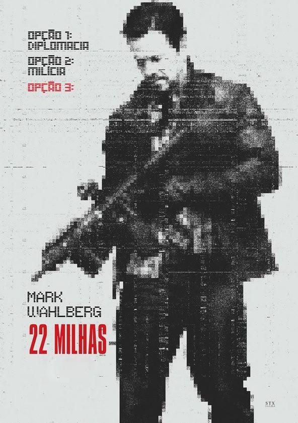 22 Milhas poster