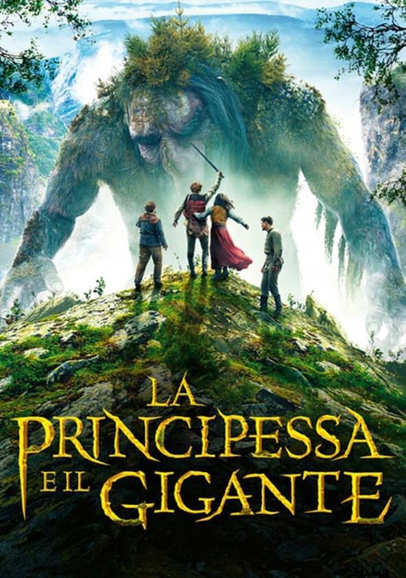 La principessa e il gigante poster