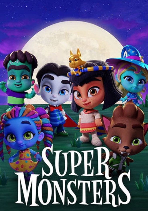 Regarder La Série Super Mini Monstres Streaming