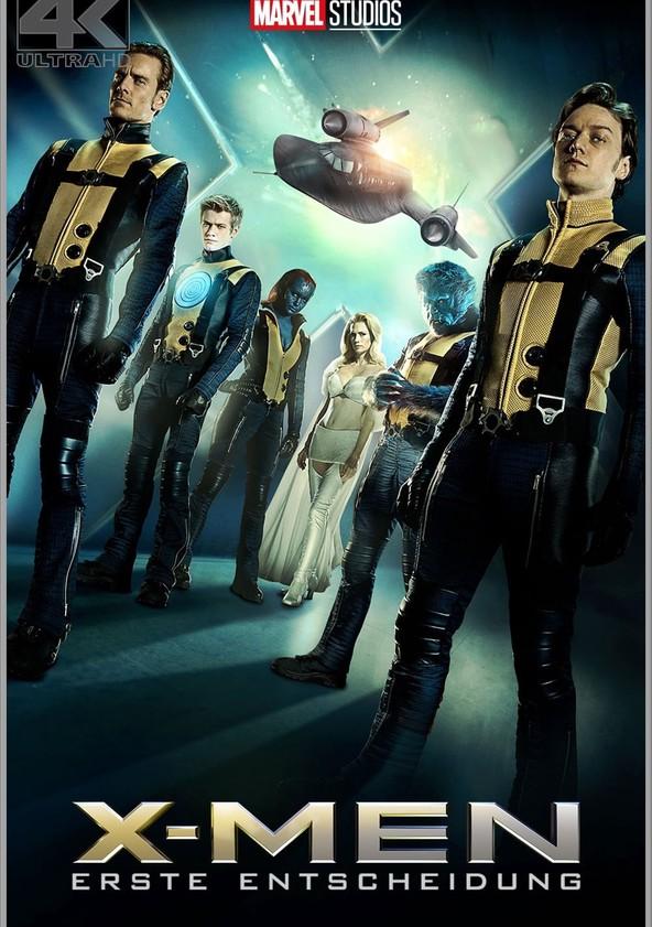 X-Men Erste Entscheidung Stream