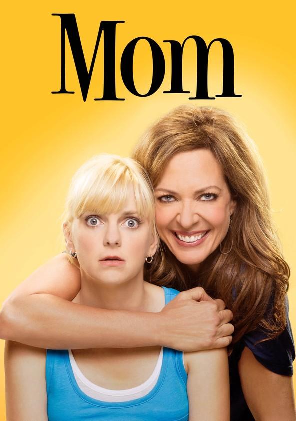 Mom Staffel 6 poster