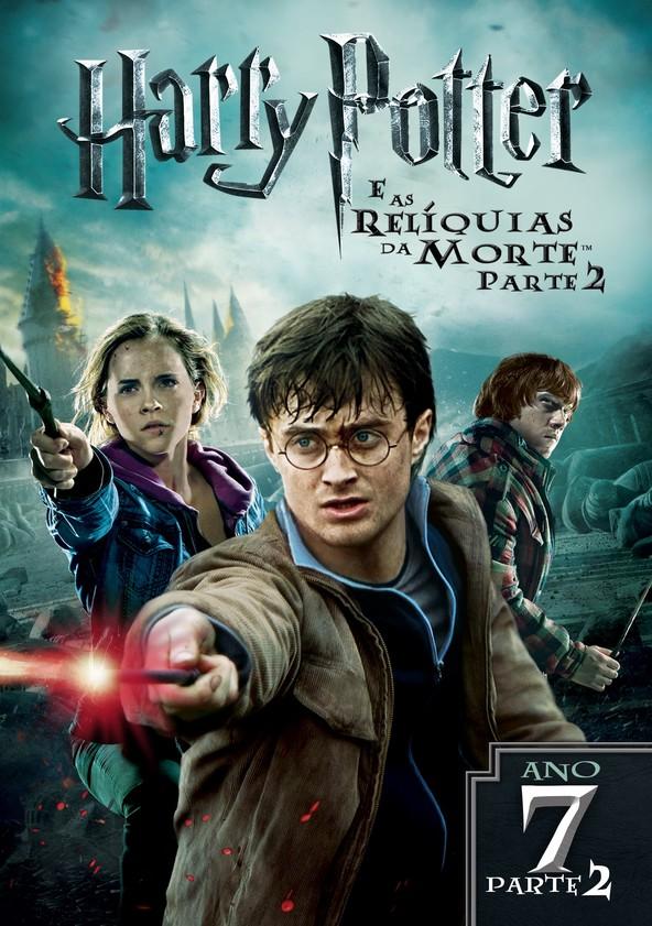 Harry Potter e os Talismãs da Morte: Parte 2 poster