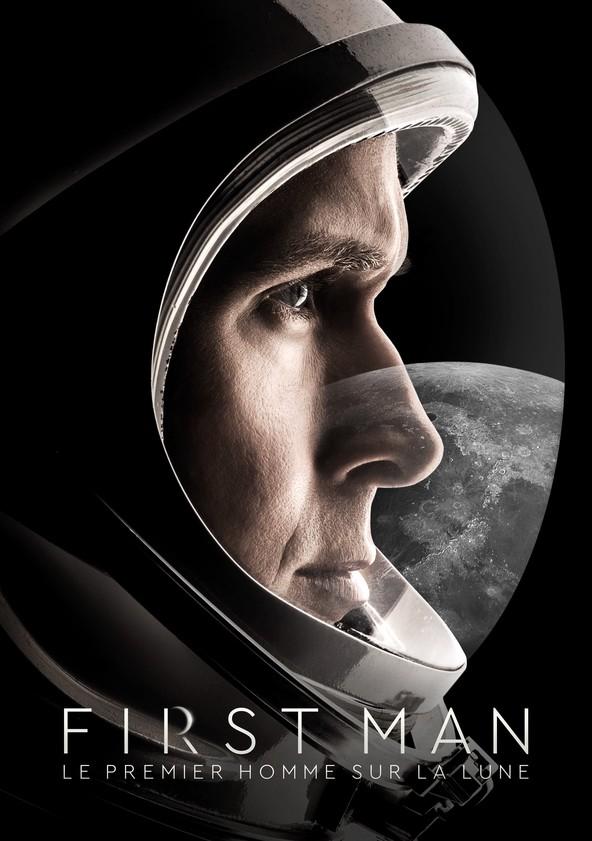 First Man - Le Premier Homme sur la Lune poster