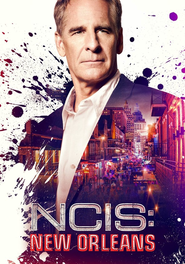 NCIS: Nueva Orleans Temporada 5 poster