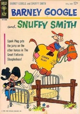 Snuffy Smith and Barney Google