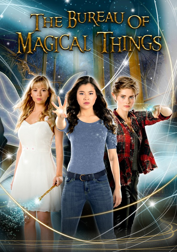 The Bureau Of Magical Things Streaming Online