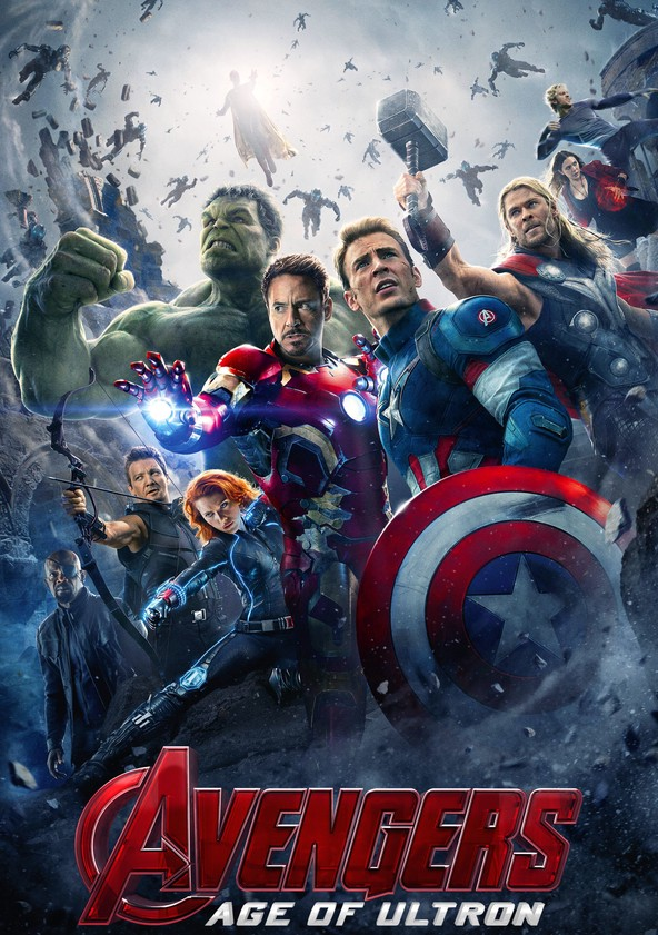 Avengers: Age of Ultron HD Online For Free On
