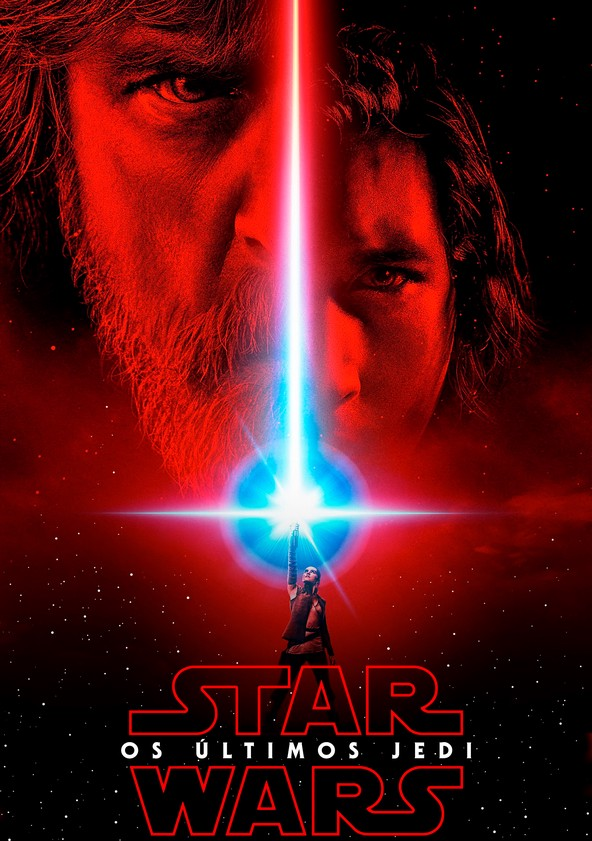 Star Wars: Os Últimos Jedi poster