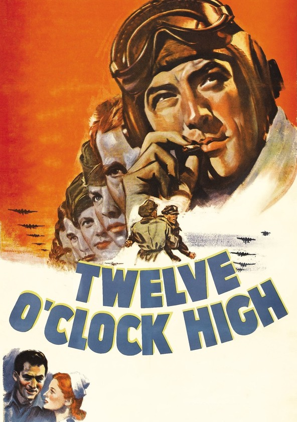 leadership lessons from 12 oclock high An american bomber group low on morale and performance after heavy losses over the skies of nazi germany general frank savage, a desk bound staff chief, is sent to the group after the bomber commander is relieved of duty.