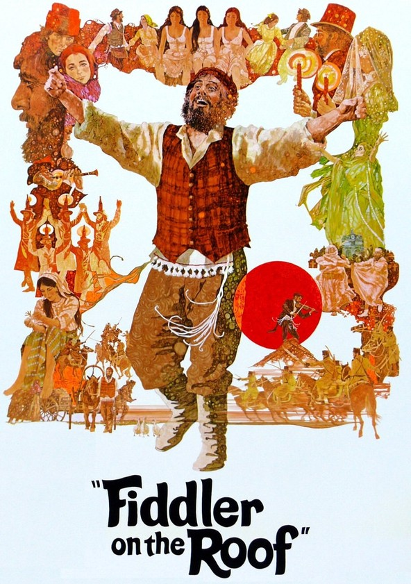 fiddler on the roof streaming free