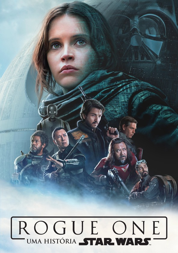 Rogue One: Uma História de Star Wars poster