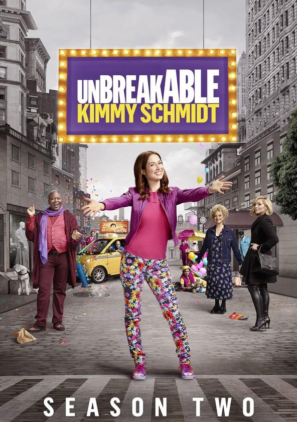 Unbreakable Kimmy Schmidt Season 2 poster