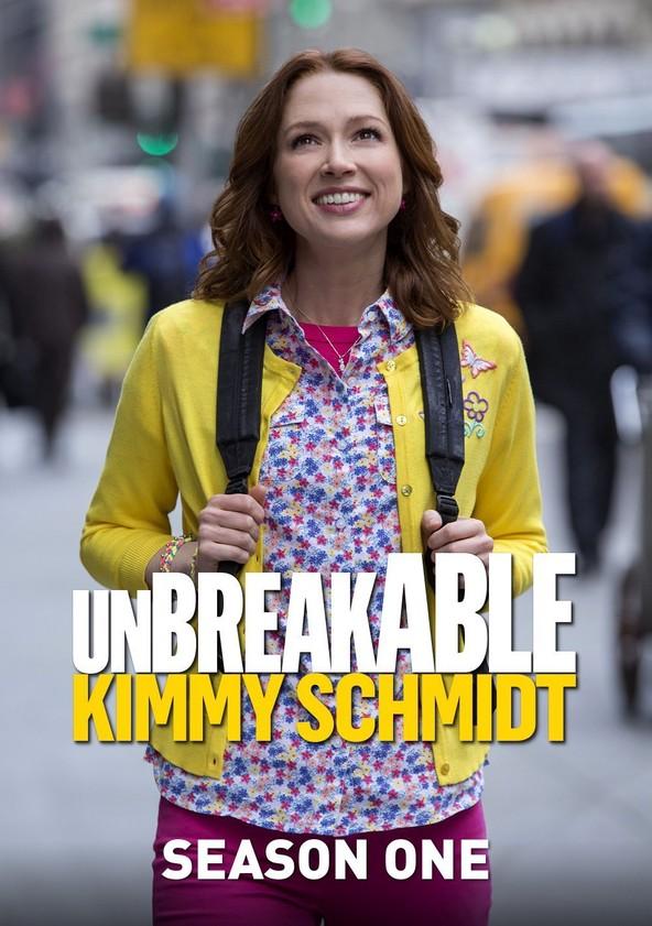 Unbreakable Kimmy Schmidt Season 1 poster