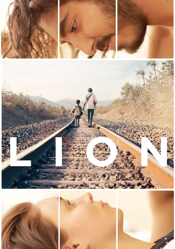 Lion. Droga do domu