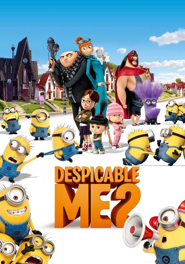 despicable me 2 full movie free