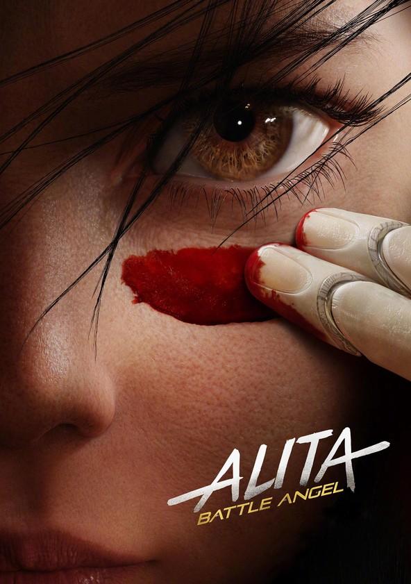 Alita: Battle Angel poster