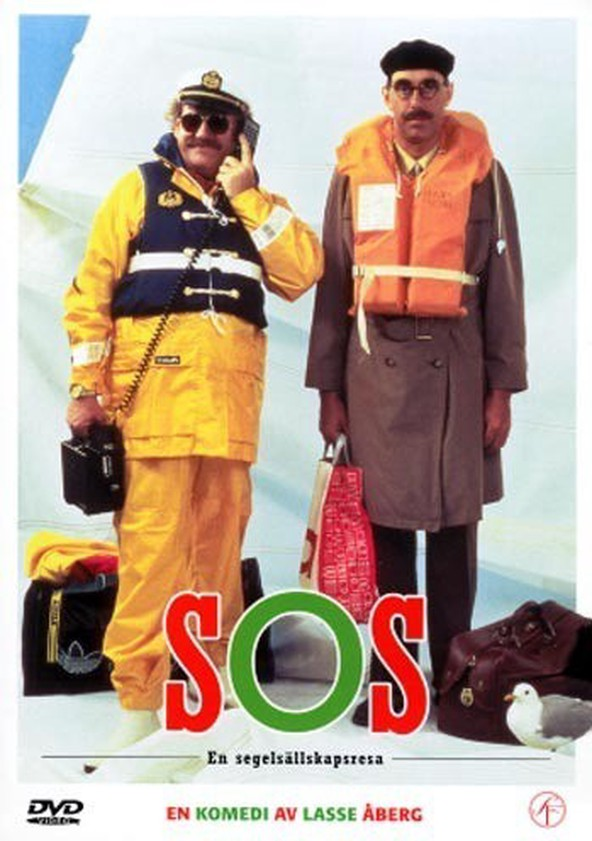 S.O.S: Swedes at Sea poster