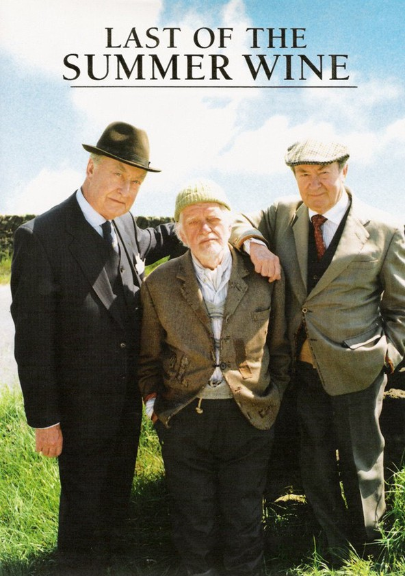 Last of the Summer Wine poster