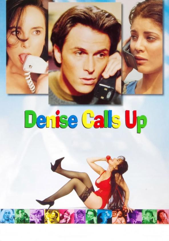 Denise au telephone