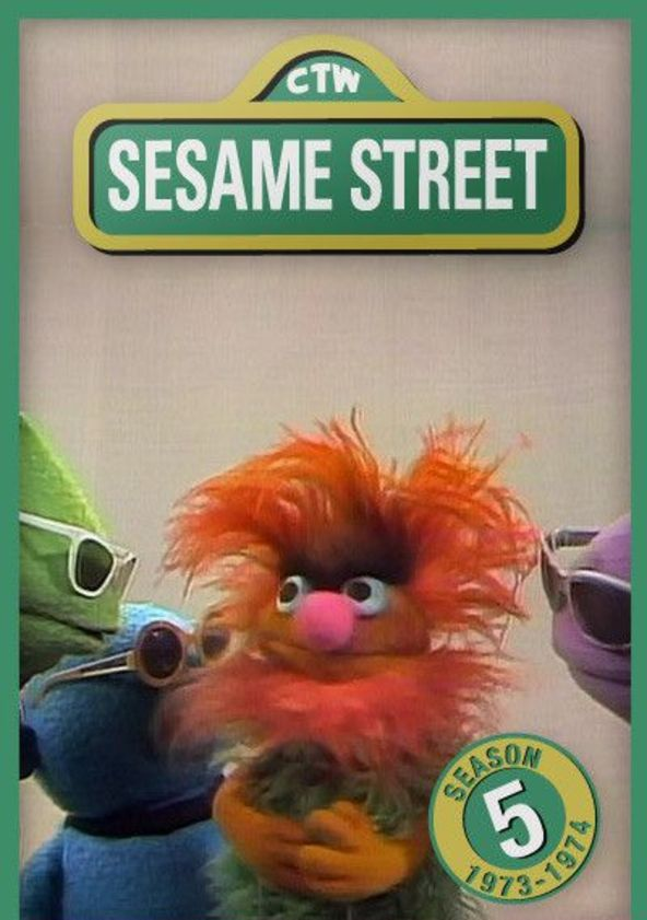 Sesame Street Season 5 - watch episodes streaming online