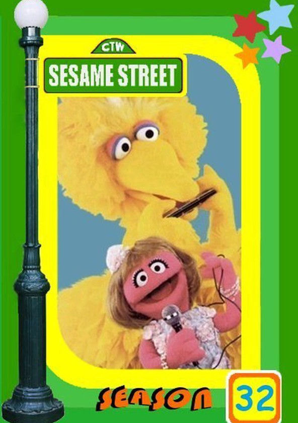 Sesame Street Season 32 - watch episodes streaming online