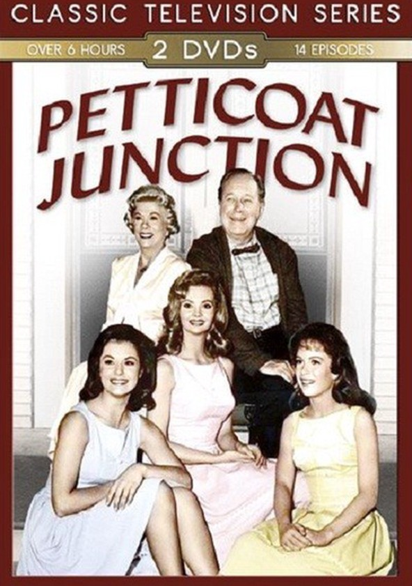 Petticoat Junction Season 6 poster