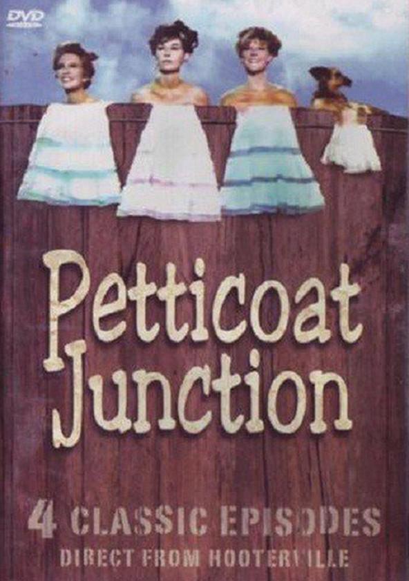 Petticoat Junction Season 4 poster