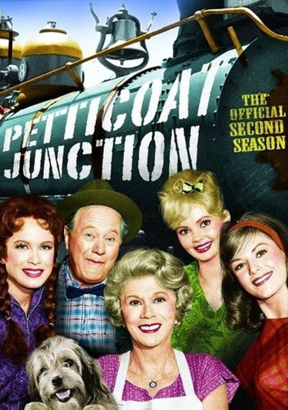 Petticoat Junction Season 2 poster