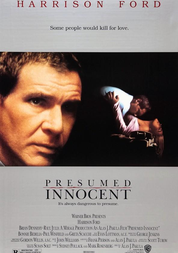 Презумпция невиновности poster