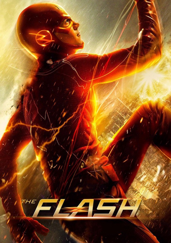 DC: Flash poster