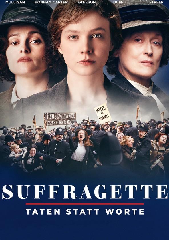 Suffragette – Taten statt Worte poster