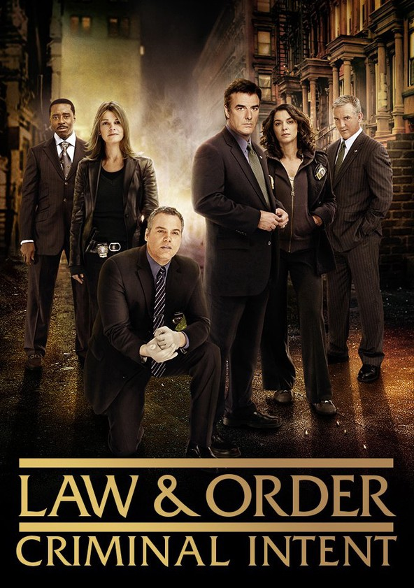 Law & Order: Criminal Intent